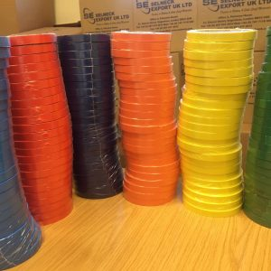 Bagneck sealing tape 24 PC all colours